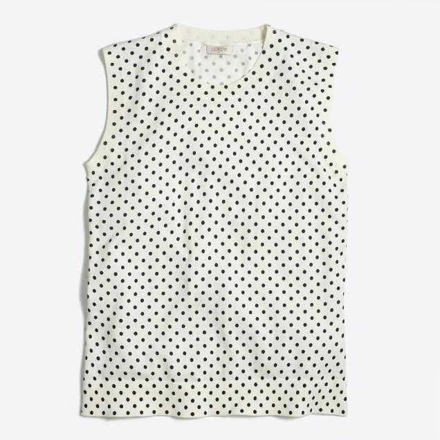 Polka-dot Caryn shell
