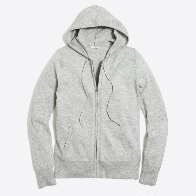 Pocket hoodie