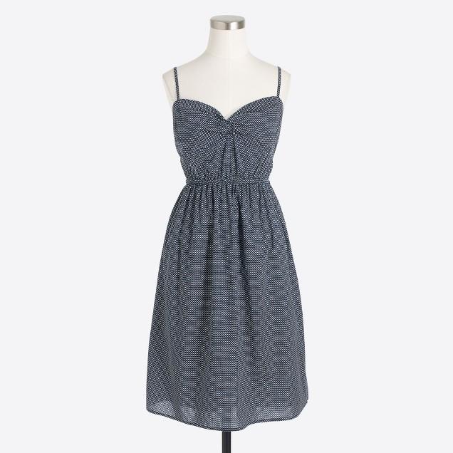 Cami twist dress