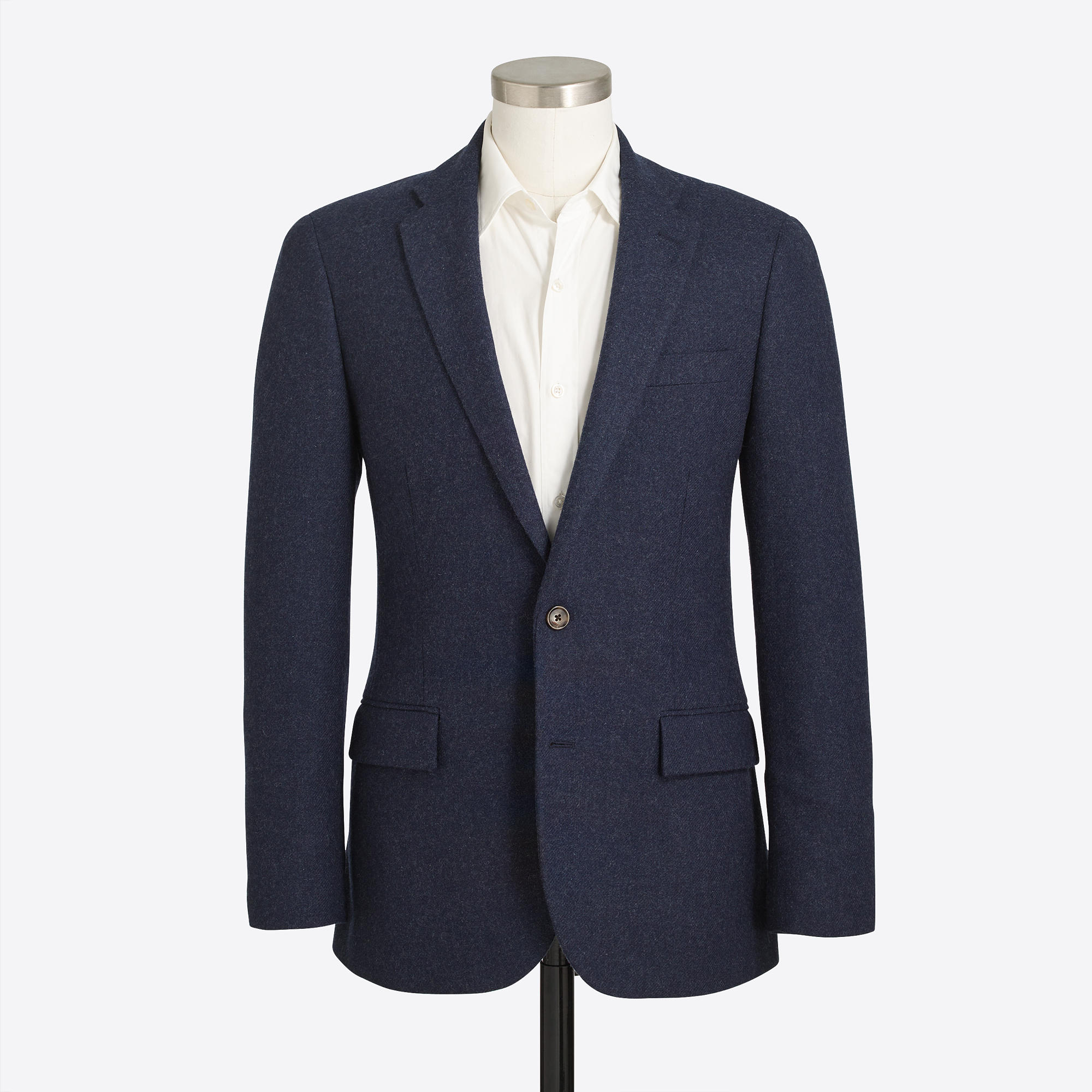 Thompson Blazer In Tweed : FactoryMen Jackets, Vests