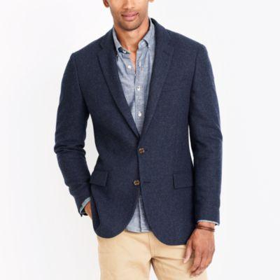 Thompson blazer in tweed