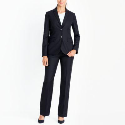 Lightweight wool blazer factorywomen suiting c