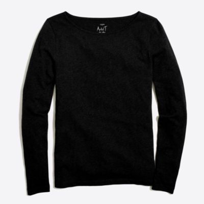 Long-sleeve artist T-shirt factorywomen knits & t-shirts c