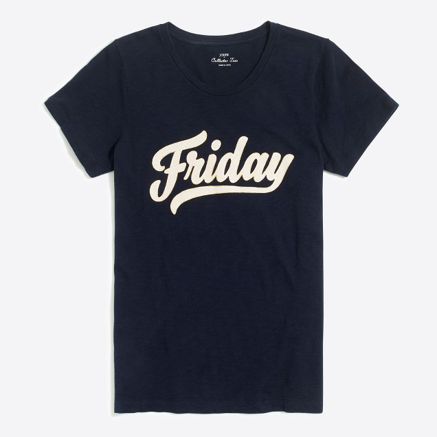 Friday collector T-shirt