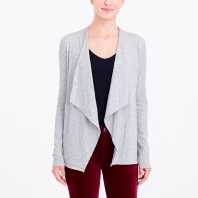 Cascading always cardigan factorywomen knits & t-shirts c