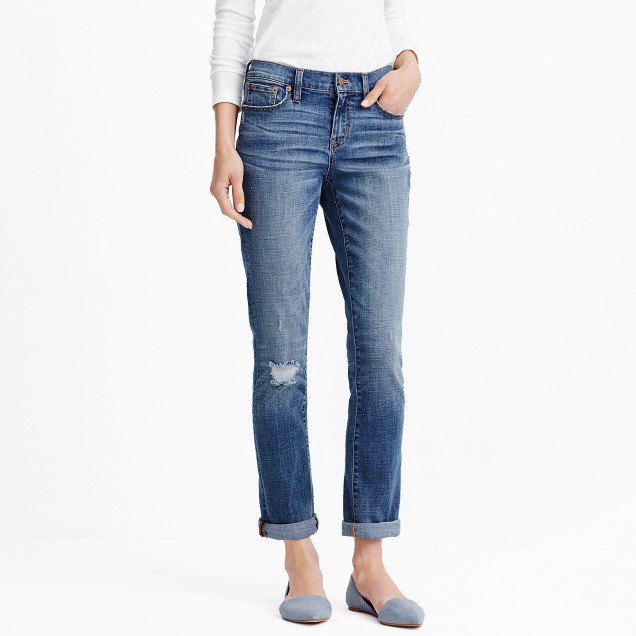 Colorado wash boyfriend jean