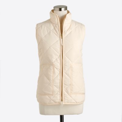 Quilted puffer vest factorywomen extra-nice list deals c