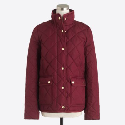 Quilted jacket   search