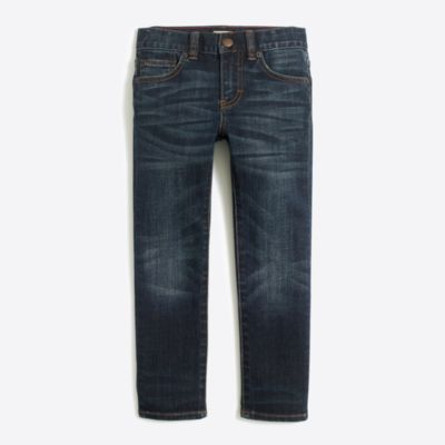Boys' slim-fit flex denim