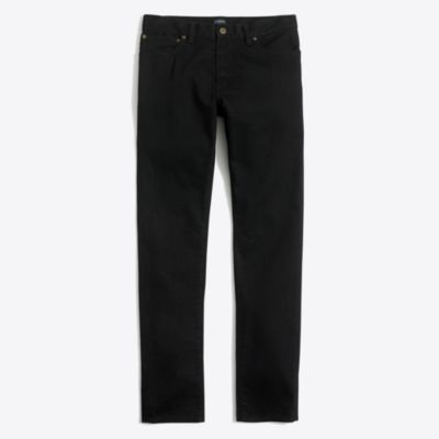 Stretch Driggs jean in shadow wash factorymen flex collection c