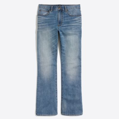 Stretch Sullivan jean in So Cal wash