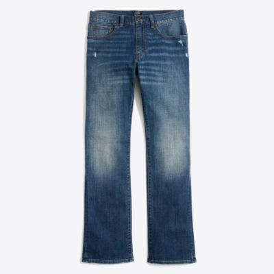 Stretch Sullivan jean in Austin wash