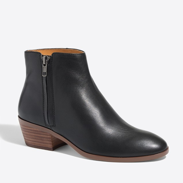 Reagan leather boots