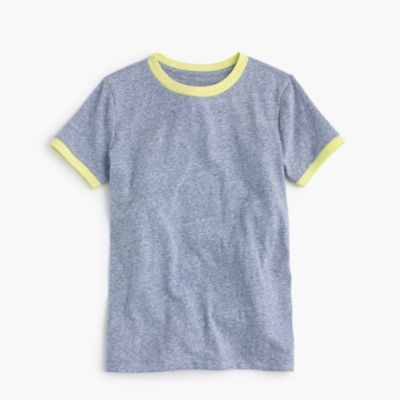 Boys' contrast ringer t-shirt factoryboys online exclusives c