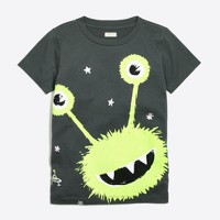 Boys' alien storybook t-shirt
