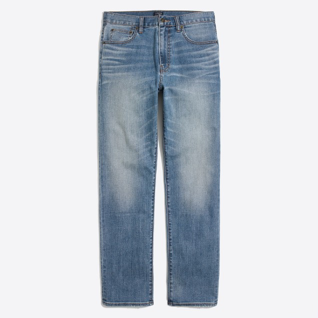 Stretch Barrow jean in So Cal wash