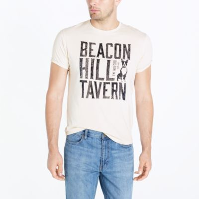 Beacon's Hill Tavern graphic T-shirt