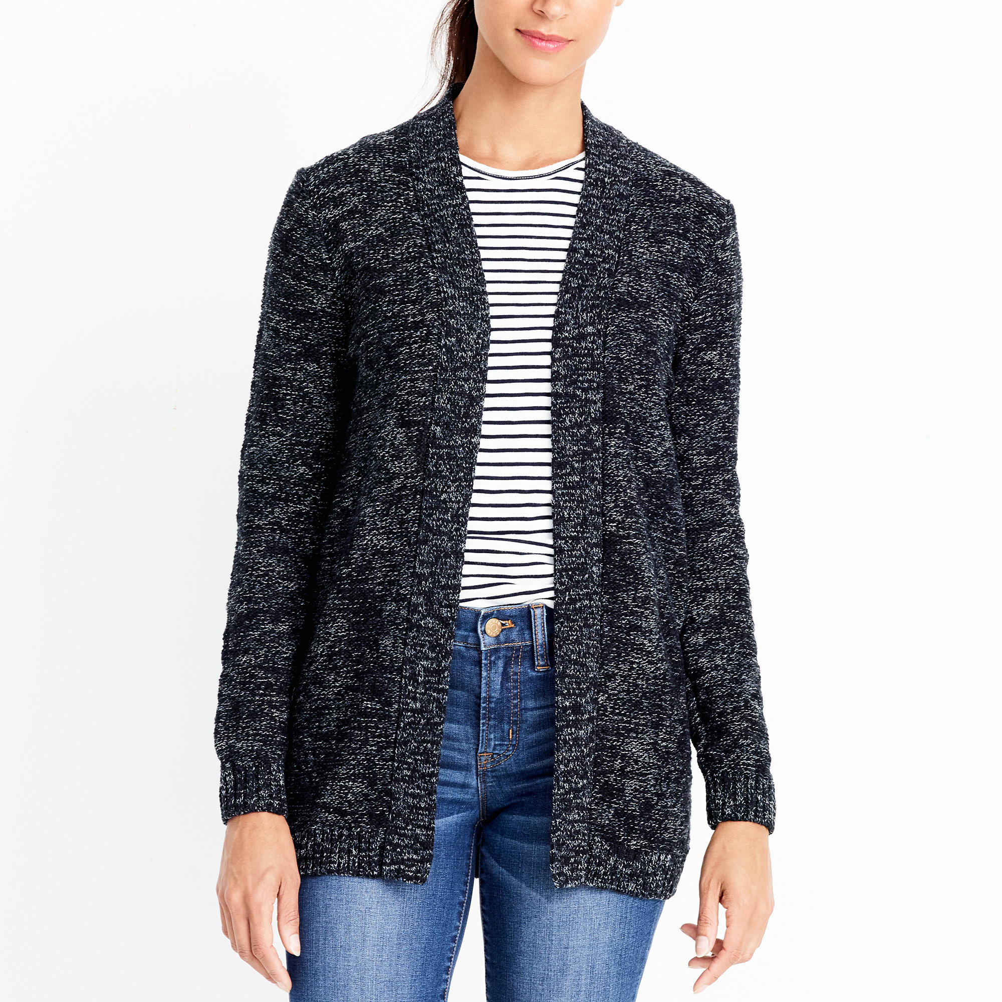 Open cardigan sweater : FactoryWomen cardigans & shells | Factory