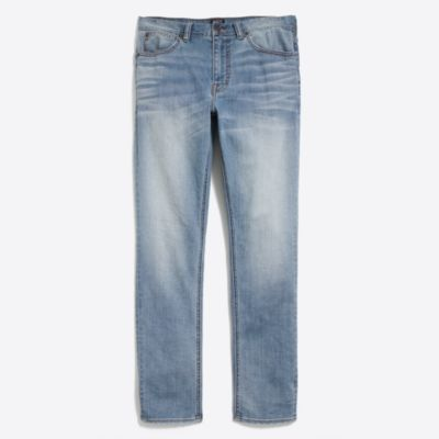 Stretch Sutton jean in So Cal wash