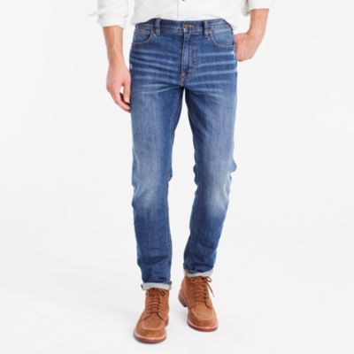 Stretch Sutton jean in Austin wash