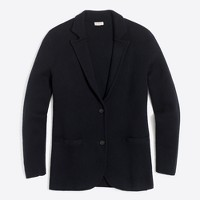 Sweater-blazer