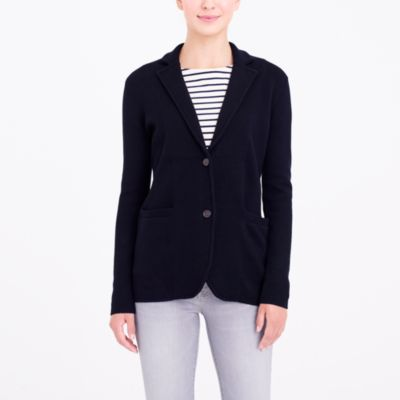 Sweater-blazer factorywomen jackets and blazers c