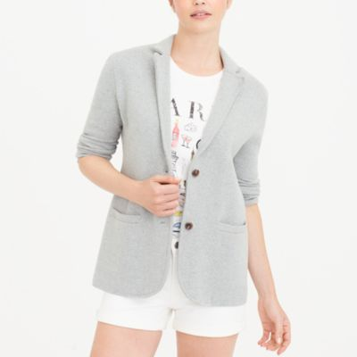 Sweater-blazer
