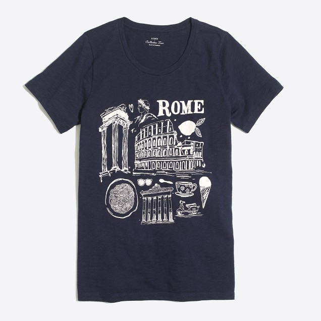 Rome collector T-shirt