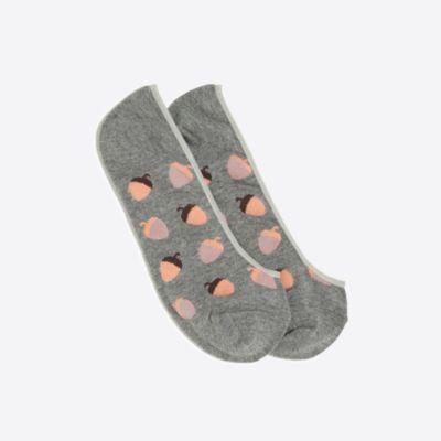 Acorn no-show socks