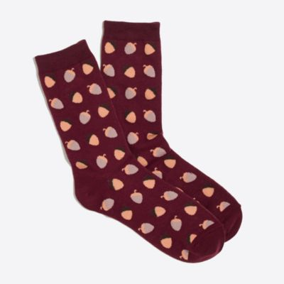 Acorn trouser socks