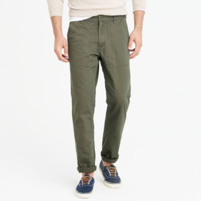 Sutton straight-fit utility pant factorymen pants c