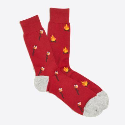 Campfire socks