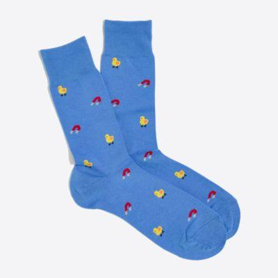 Chick magnet socks