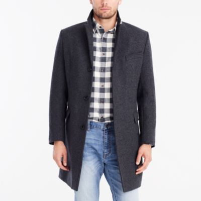 Wool top coat factorymen new arrivals c