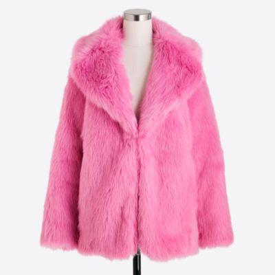 Faux fur coat   search