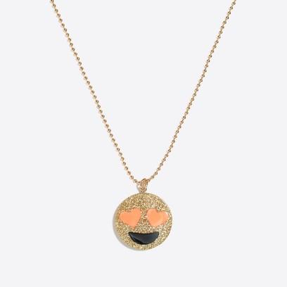 Girls Emoji Pendant Necklace Factorygirls Jewelry Accessories C