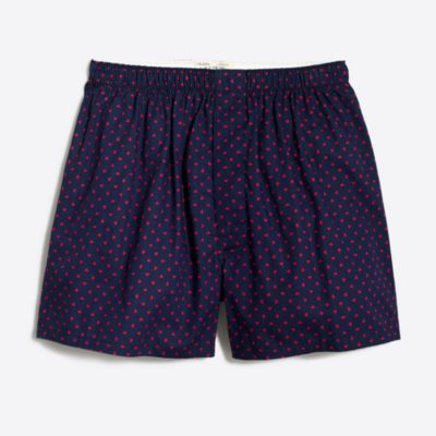 Small hearts boxers