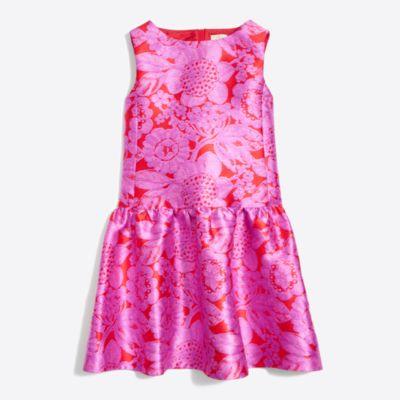 Girls' floral lace dress   sale