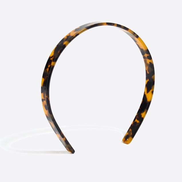 Tortoise headband