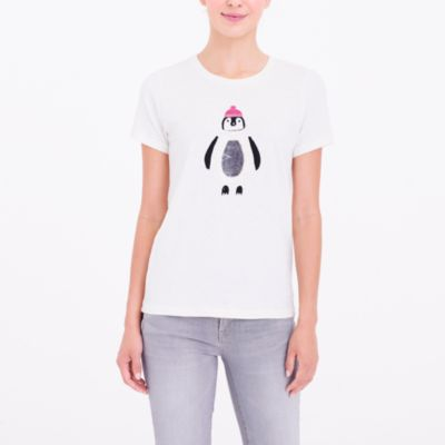 Penguin collector T-shirt