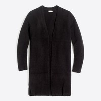 Car coat sweater