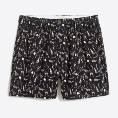 New years boxers   sale