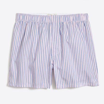 Striped boxers factorymen boxers c