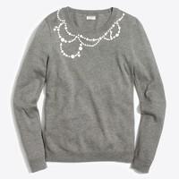 Necklace Teddie sweater