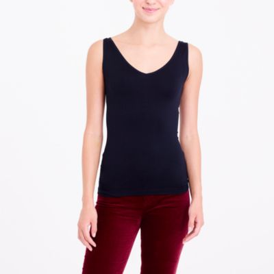Reversible layering tank top