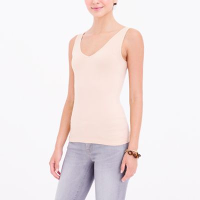 Reversible layering tank top factorywomen knits & t-shirts c