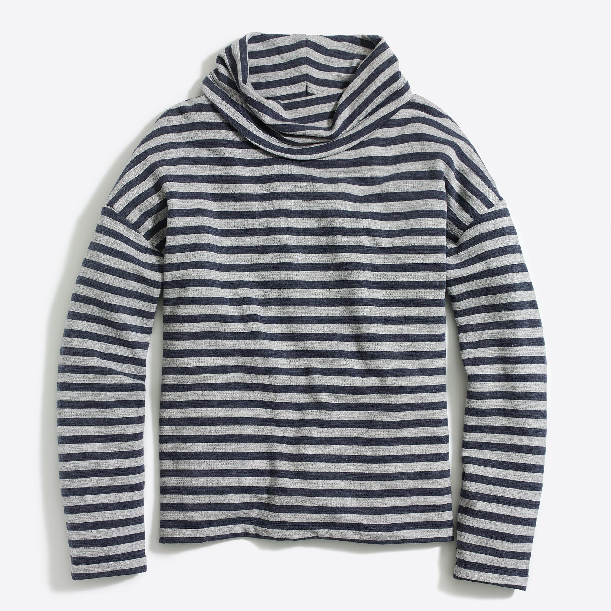 Open drapey fleece cardigan : FactoryWomen Sweatshirts & Cardigans ...