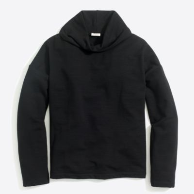Tunnelneck pullover sweatshirt factorywomen weekend collection c