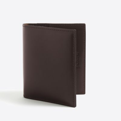 Window billfold card case factorymen accessories c