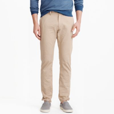 Driggs slim-fit broken-in chino factorymen pants c